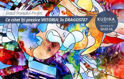 Testul Poetului-Profet: Ce citat iti prezice VIITORUL in DRAGOSTE?