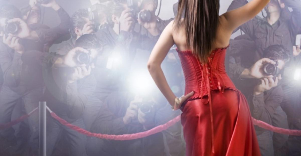 Foto: Actrita de la Hollywood, in vizita in Romania