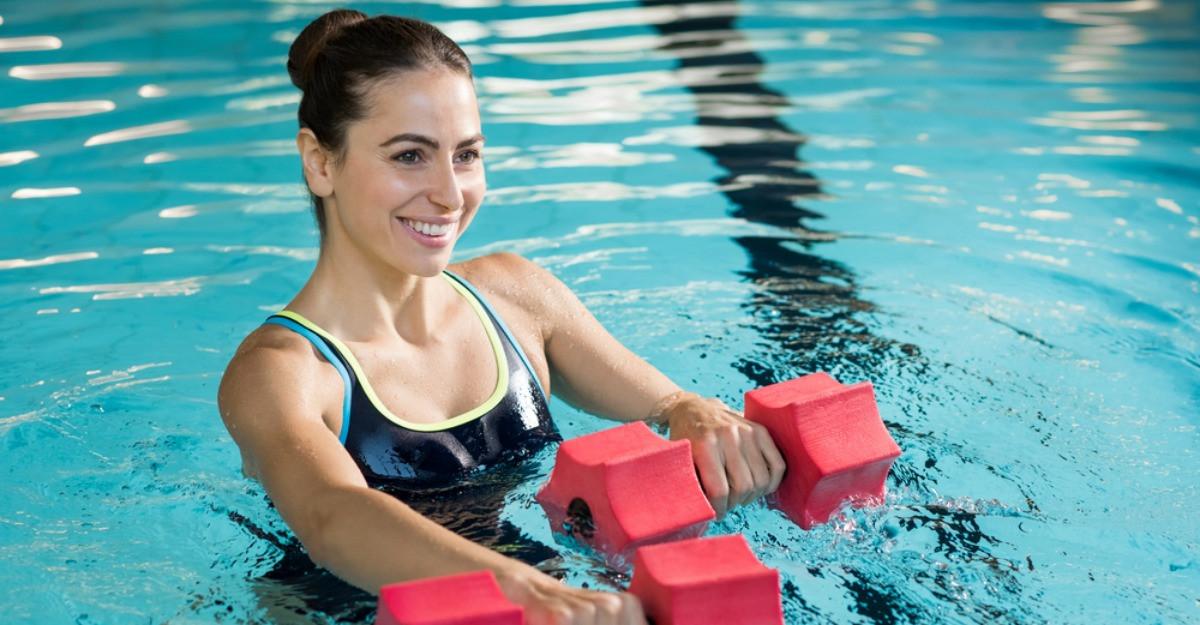 Aqua Gym, cel mai fun mod de a scapa de celulita