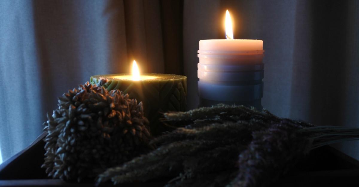 Lumanari parfumate de sezon pentru o casa ca dintr-o lume de povesti