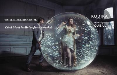 Testul Globului de Cristal: Cand iti vei intalni sufletul pereche?