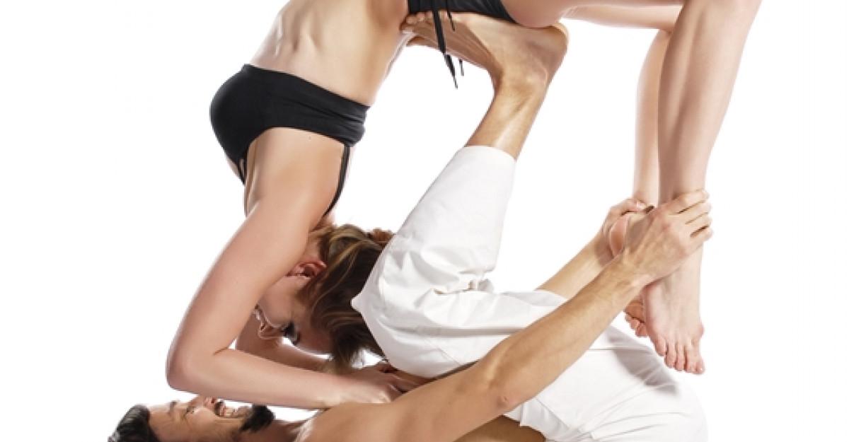 Ohm-sexual: Cum iti imbunatateste yoga viata sexuala?