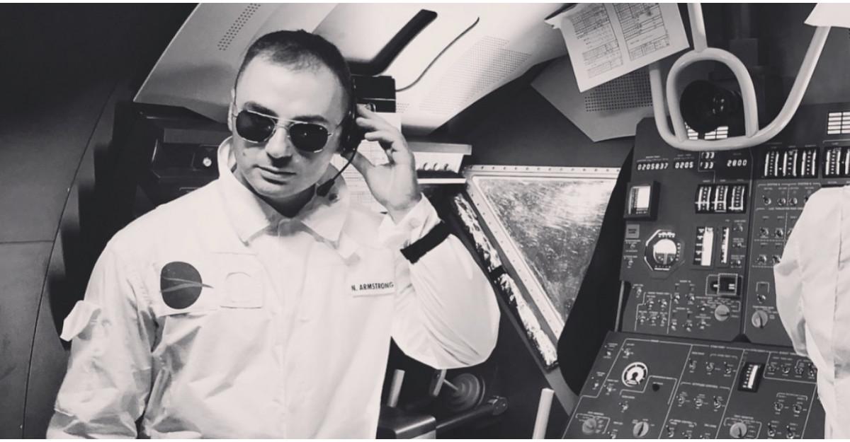 Actorul Alin Calbău lansează brandul de lenjerie bărbătească CALBAU