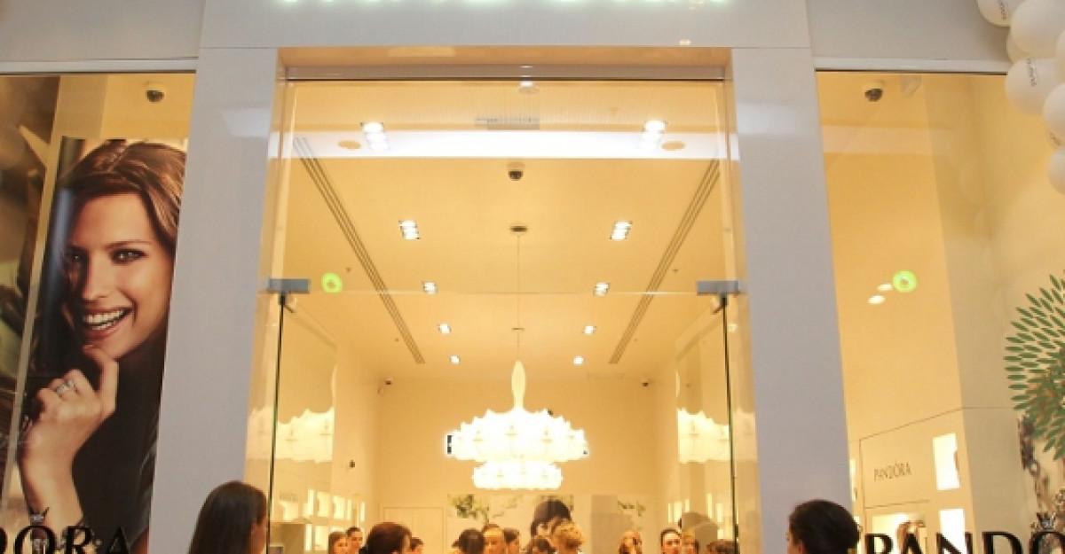 PANDORA lanseaza cel de-al doilea magazin, de data aceasta in City Park Mall Constanta