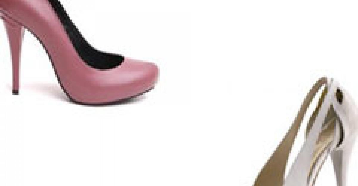 Pantofi ultraeleganti pentru mirese si ocazii speciale