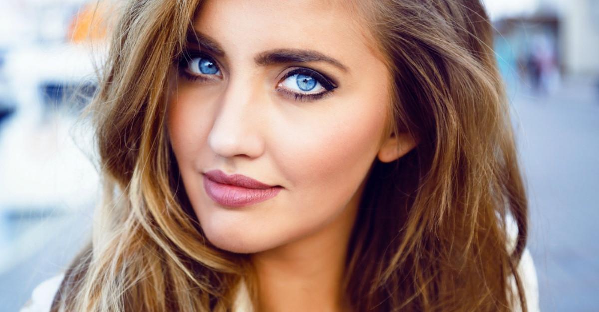 De ce ochii albastri sunt atat de fascinanti?