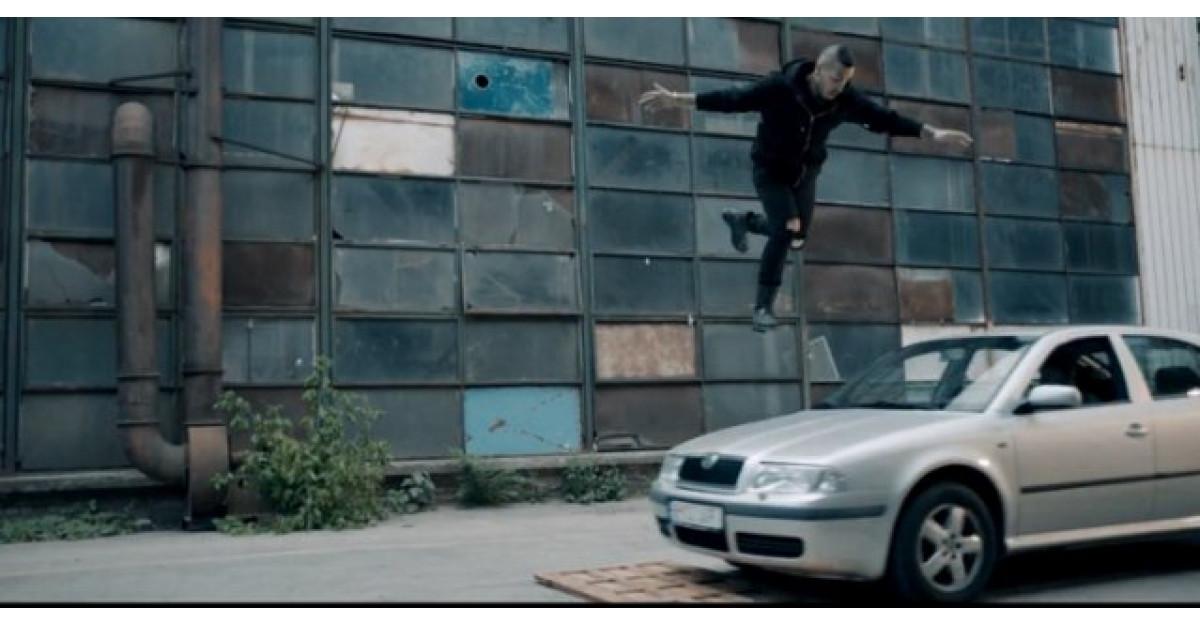 Video: Noul videoclip al lui Alex Velea este spectaculos