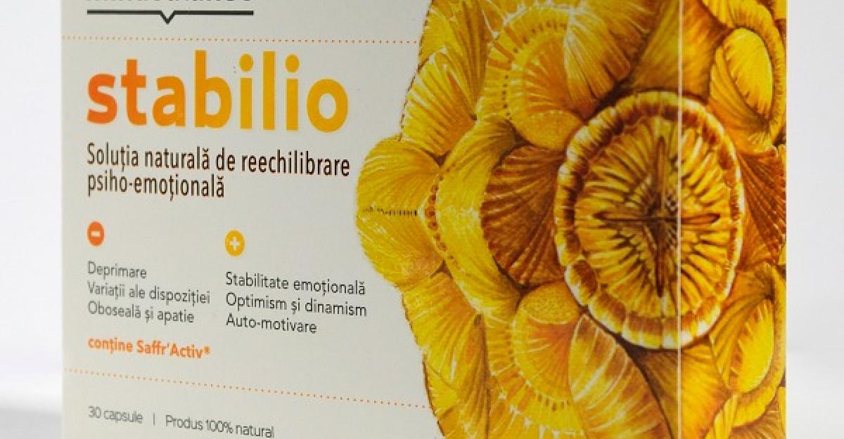 S-a lansat cel mai avansat produs nutraceutic destinat reechilibrarii psiho-emotionale: MINDBALANCE STABILIO