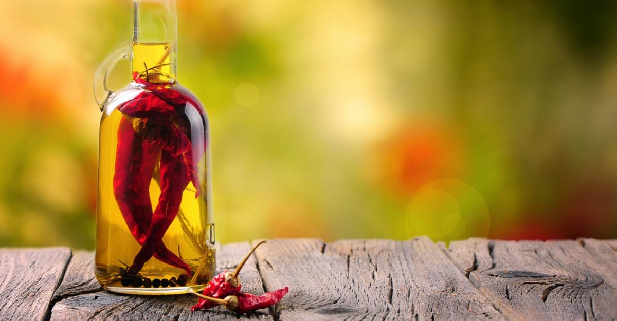 Cum prepari ulei de ardei iute?