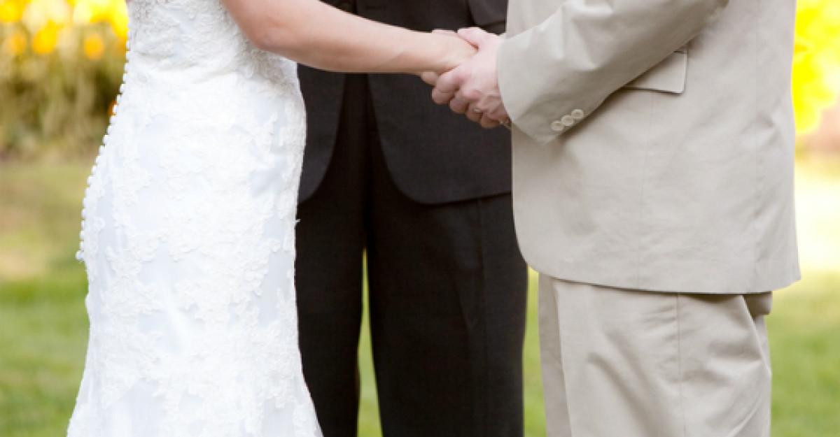Nunta in aer liber: o zi ca o poveste