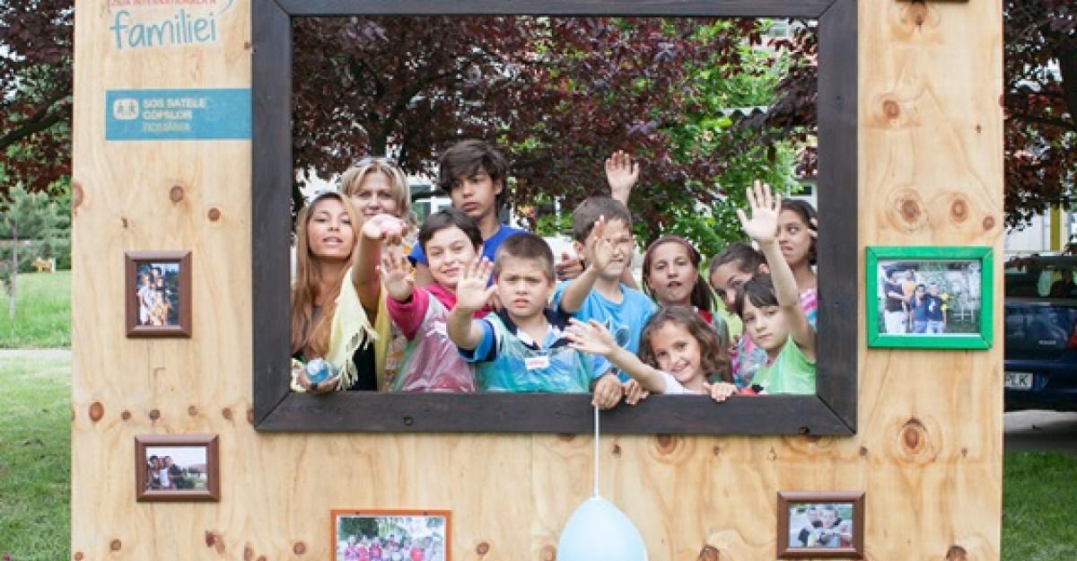 SOS Satele Copiilor Romania a initiat petitia pentru recunoasterea zilei de 15 Mai drept sarbatoare legala