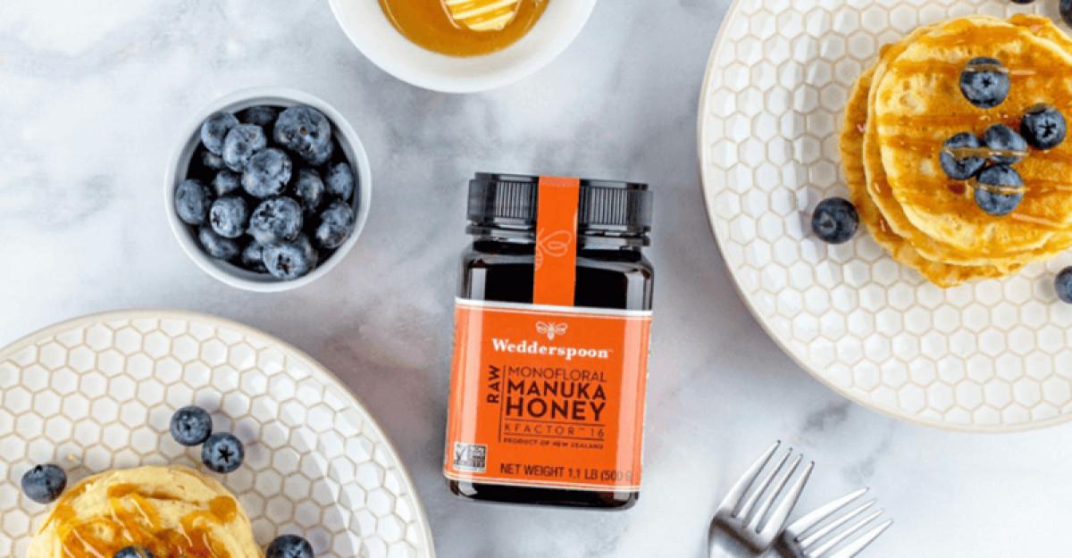 Beneficiile (dovedite științific ale) mierii de Manuka pentru sănătate.