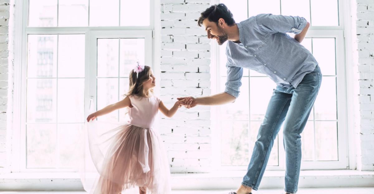 Ce are nevoie sa auda orice fetita de la tatal sau
