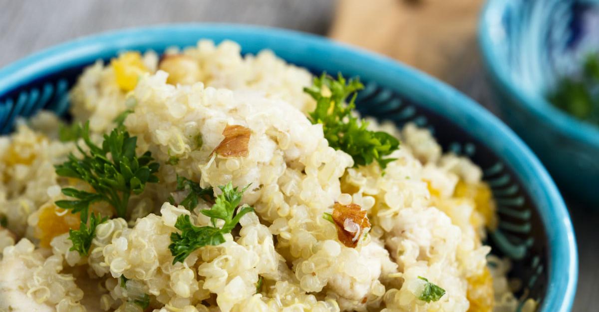 3 retete cu quinoa pe care trebuie sa le incerci