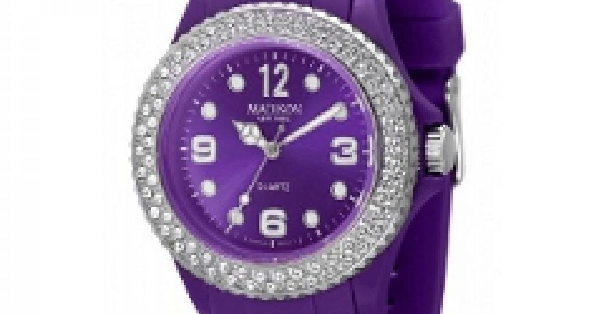 Renumitul brand de ceasuri Madison New York a intrat pe piata din Romania
