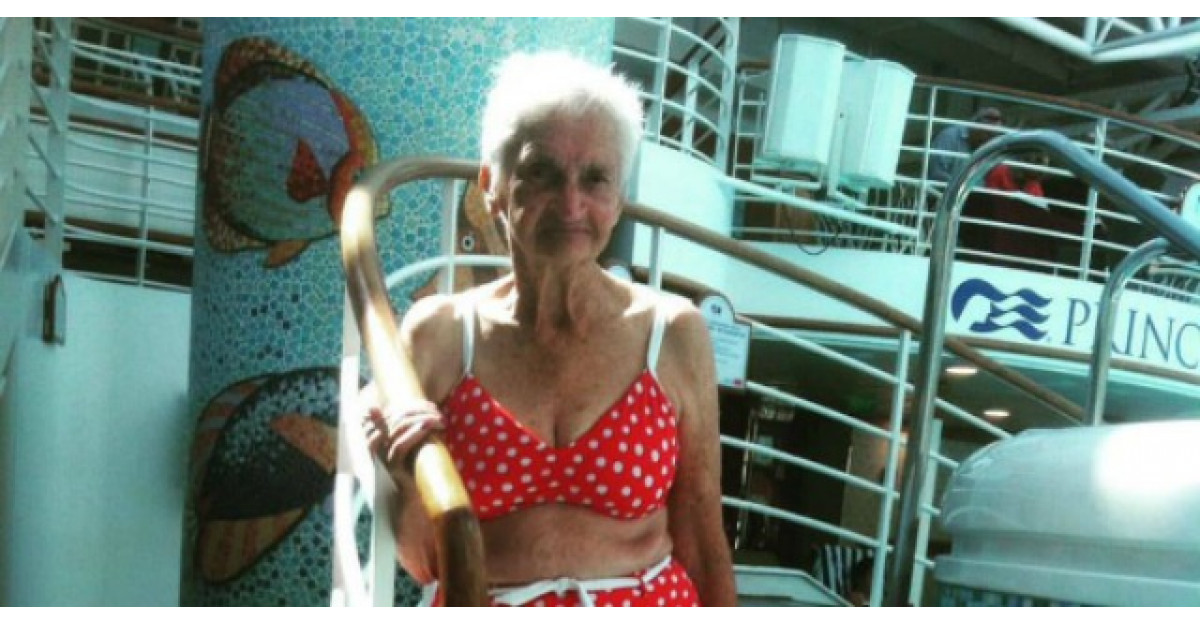 Cea mai tare bunicuta. O lectie frumoasa pe care toate trebuie sa o stim