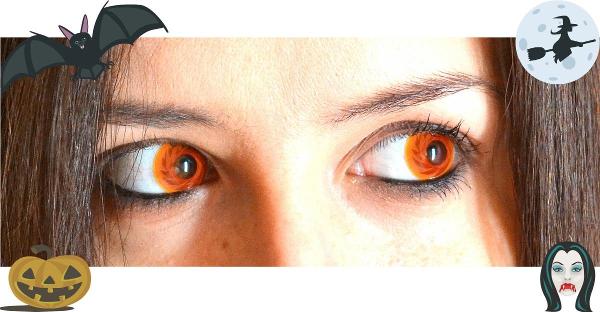 Am testat lentile de contact trasnite Phantasee – numai bune pentru petrecerea de Halloween!