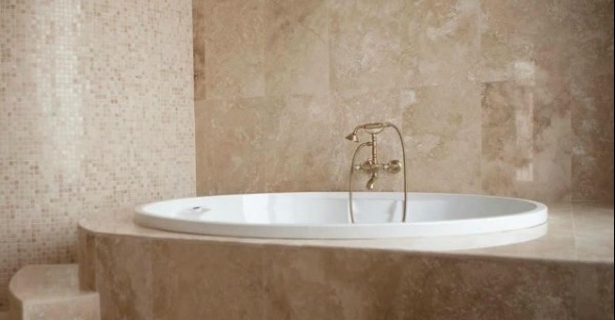 Piatra naturală în baie - Ce trebuie să știi pentru a aduce confortul suprem la tine acasă