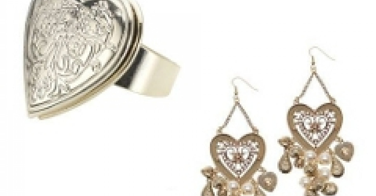 18 bijuterii cu inimioara pentru Ziua Indragostitilor