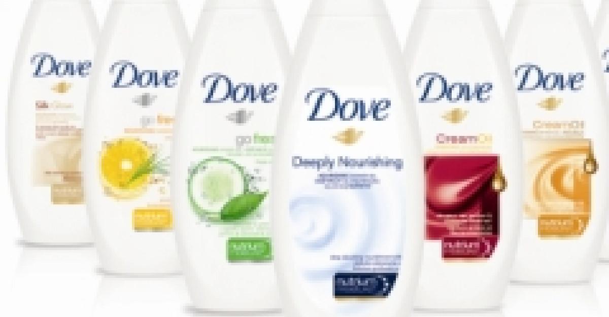 Cu noile geluri de dus hidratante Dove cu Nutrium Moisture, te simti bine in pielea ta!