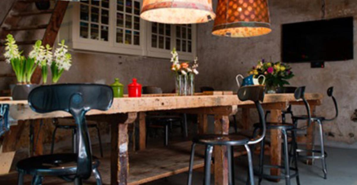 Nostalgie cu iz industrial: scaunele industriale Nicolle, acum si in Romania