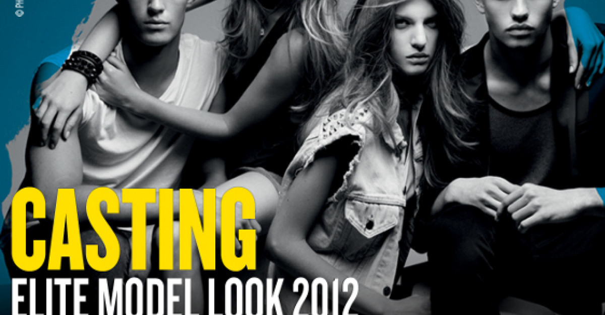 Casting ELITE MODEL LOOK ROMANIA 2012!