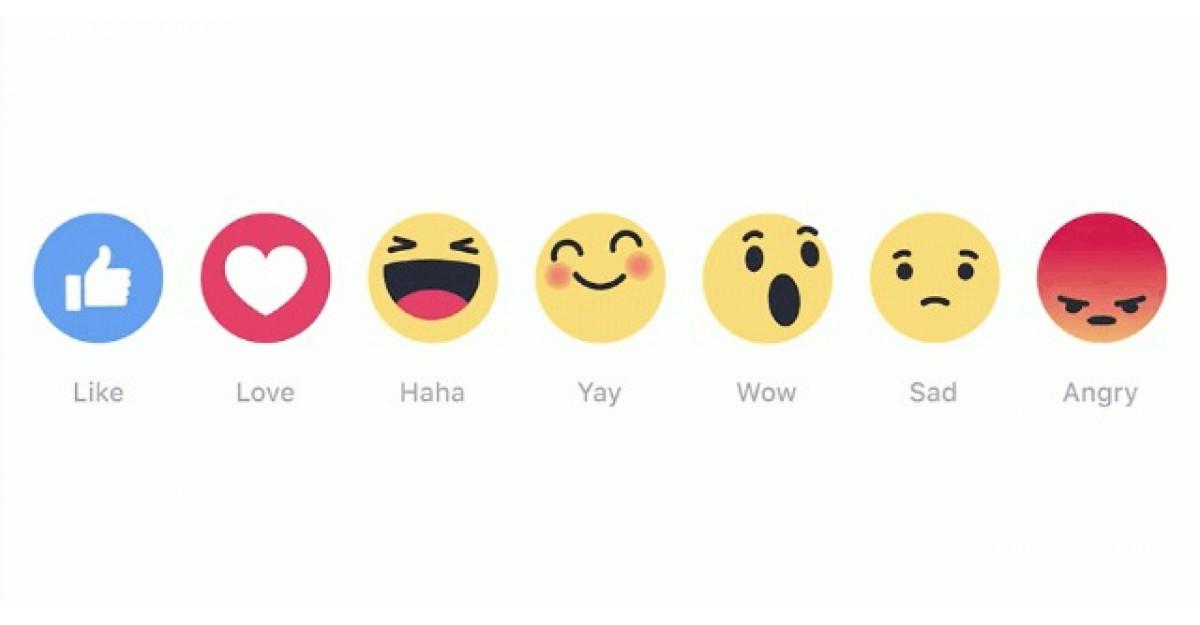 Facebook a schimbat butonul de LIKE. Cu ce a fost inlocuit?