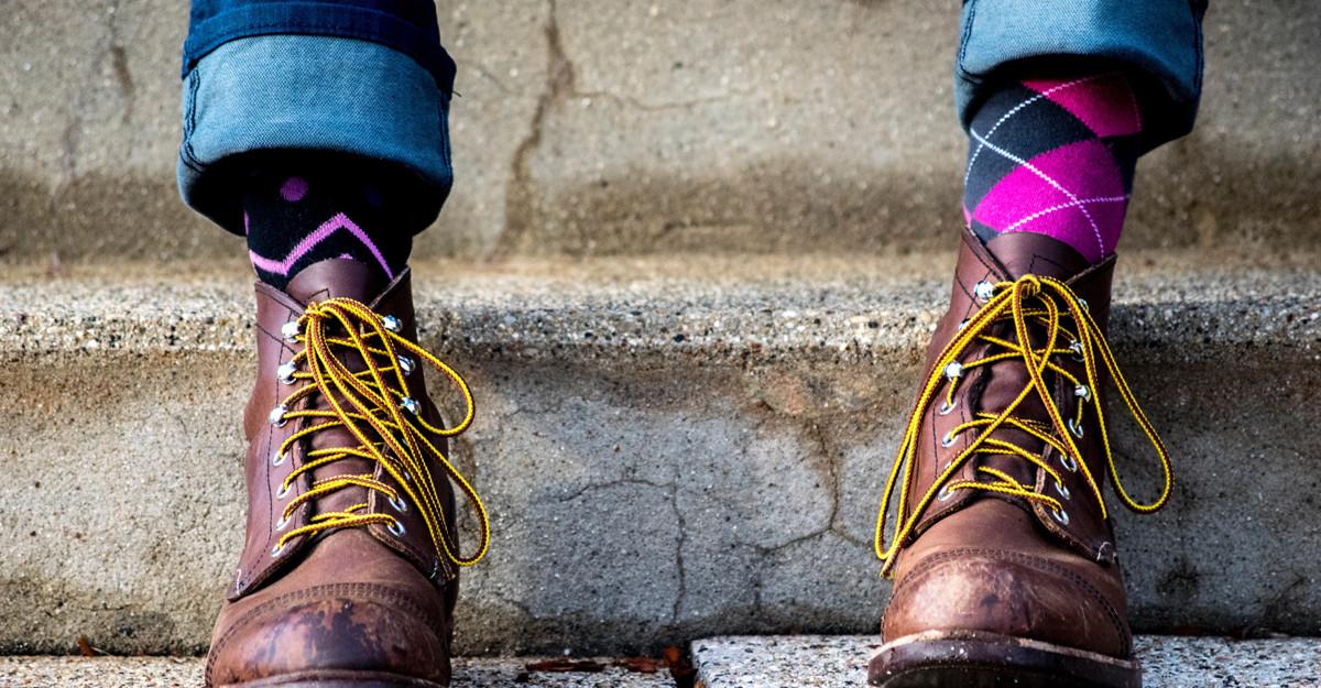 Șosete colorate de damă pentru orice ținută șic