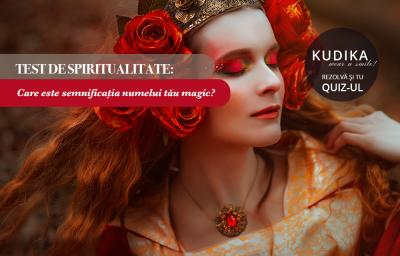 Test de spiritualitate: Care este semnificatia numelui tau magic?