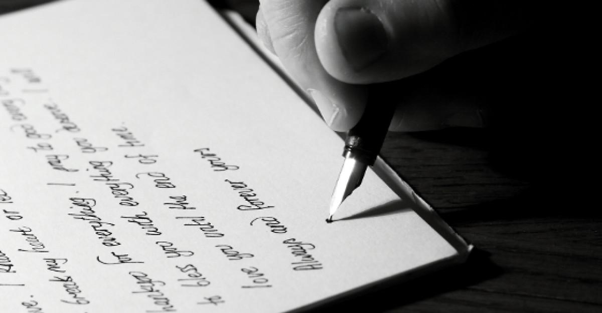 Scrisoare catre mireasa in ajunul nuntii sale