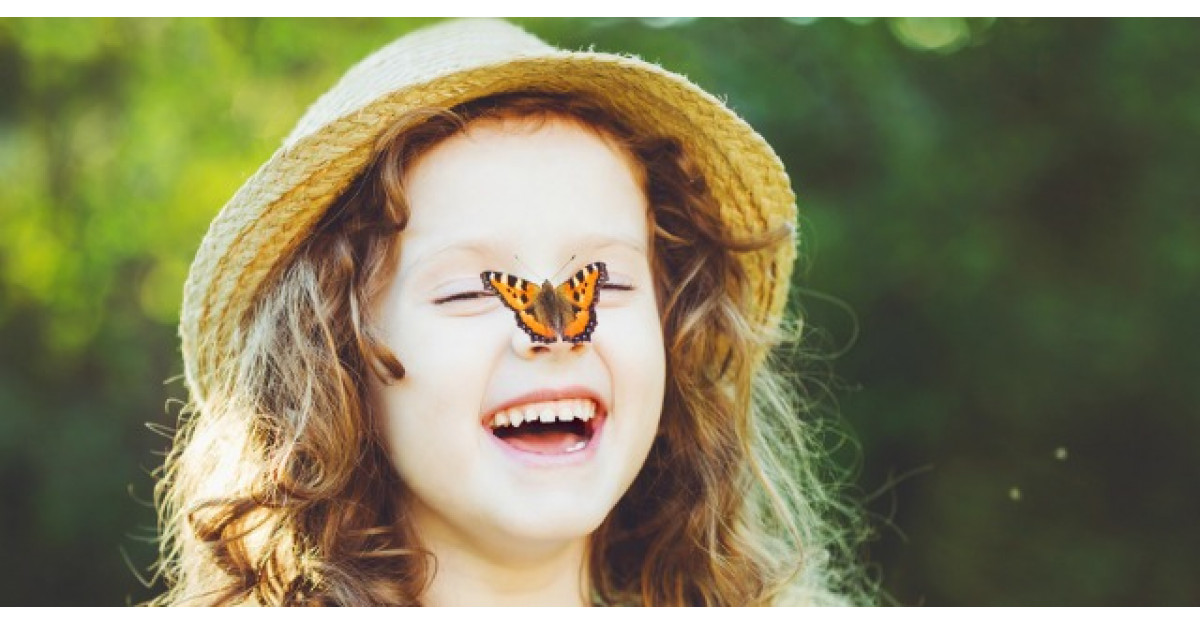 Povestea fluturelui, o pilda despre viata
