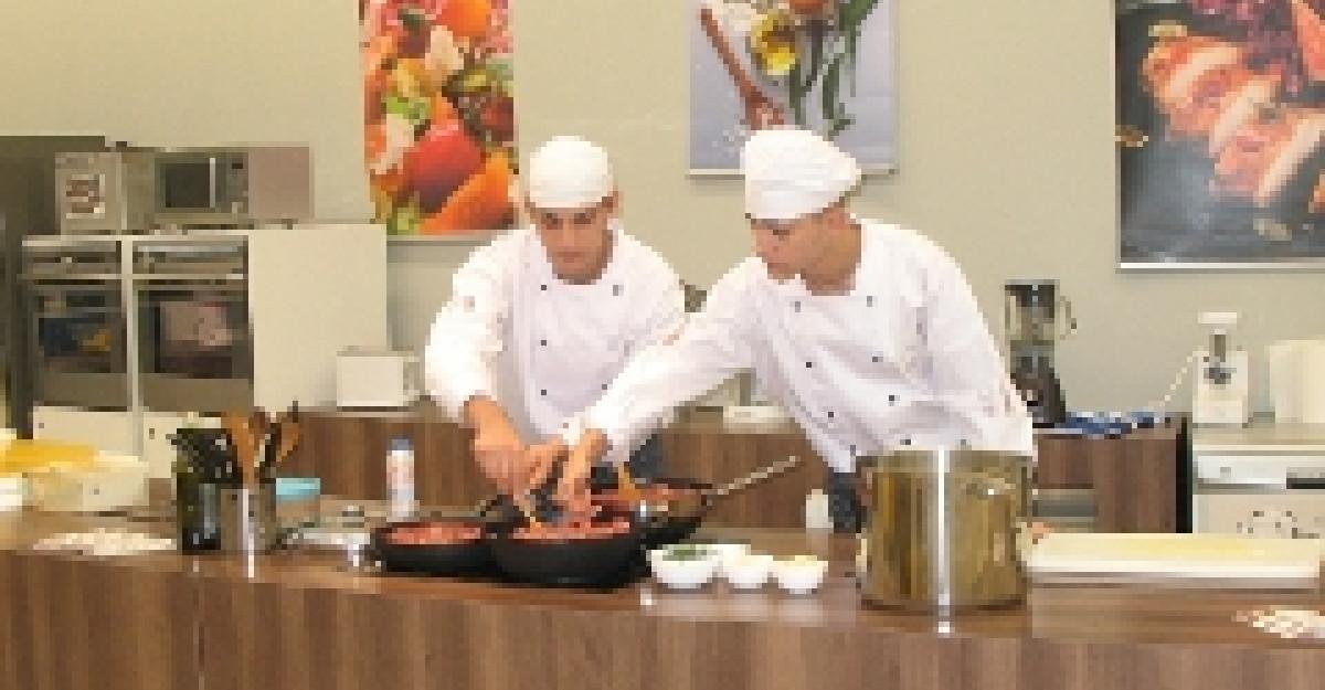 Electrolux da startul unei noi saptamani de cooking in Flanco Unirea