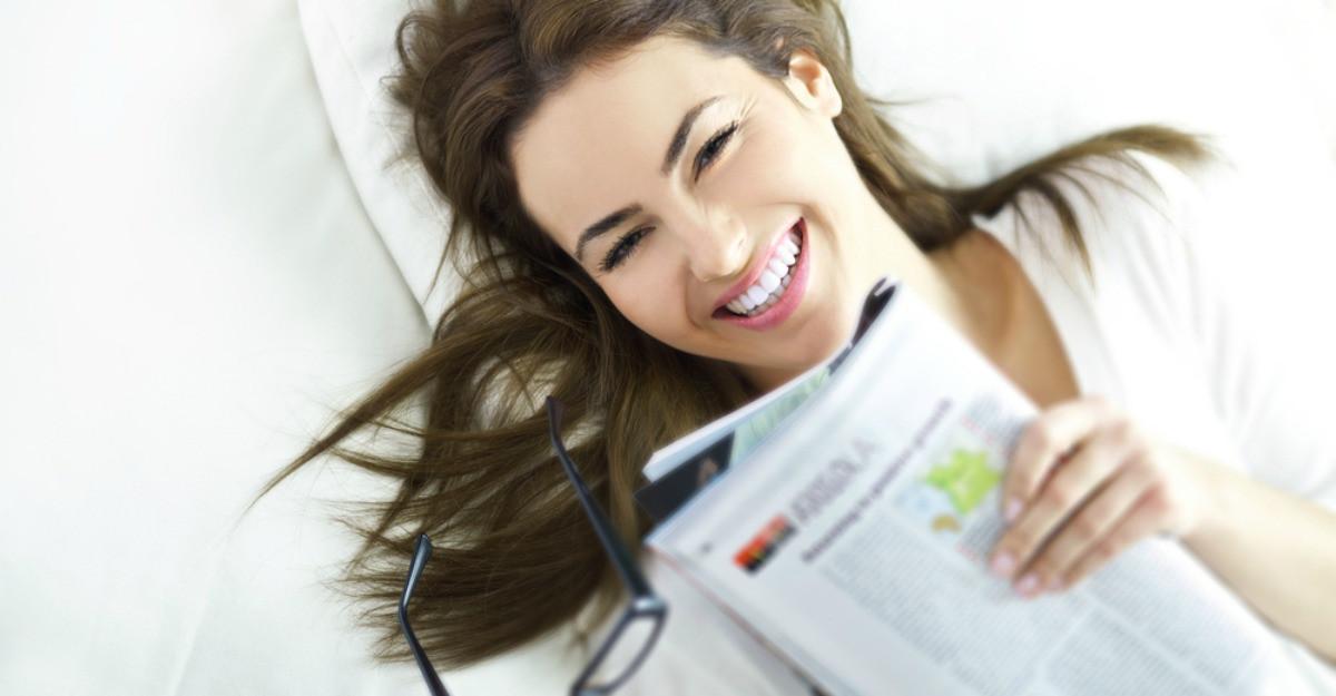 Cum obții un zâmbet strălucitor fără efort. Sfaturi simple de urmat