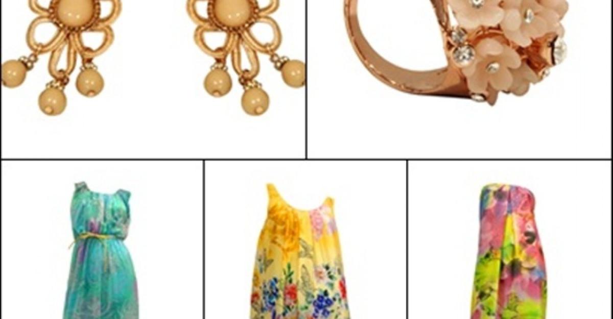 Florile - muzele caselor de moda pentru sezonul de primavara-vara '13