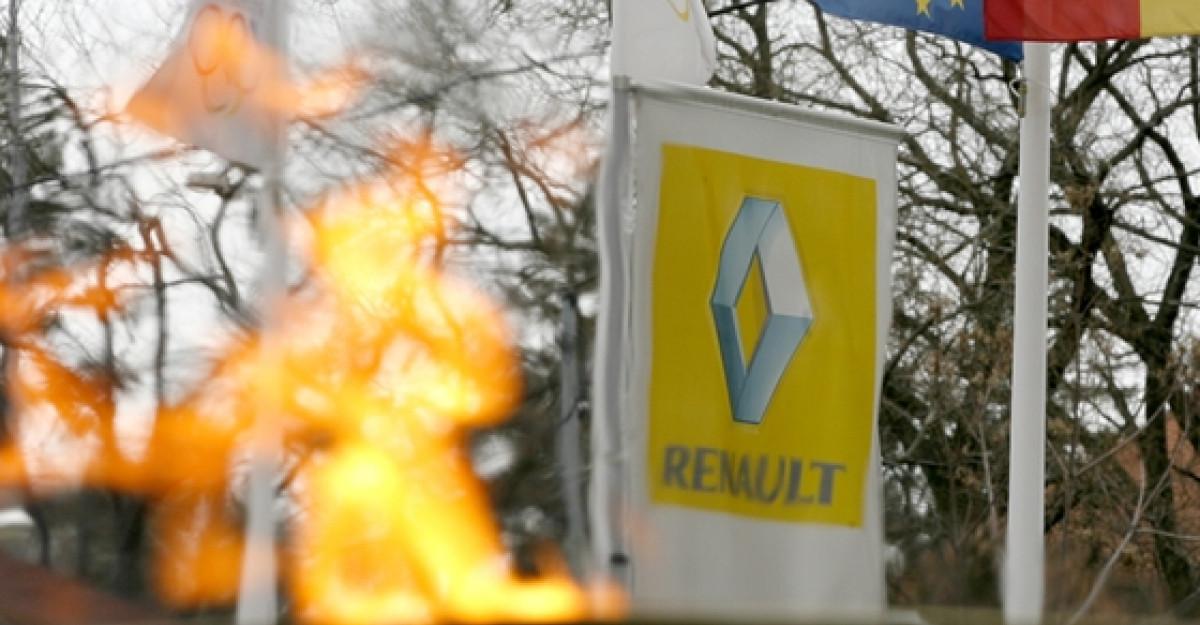 Renault insoteste Stafeta Tortei Olimpice din Bucuresti