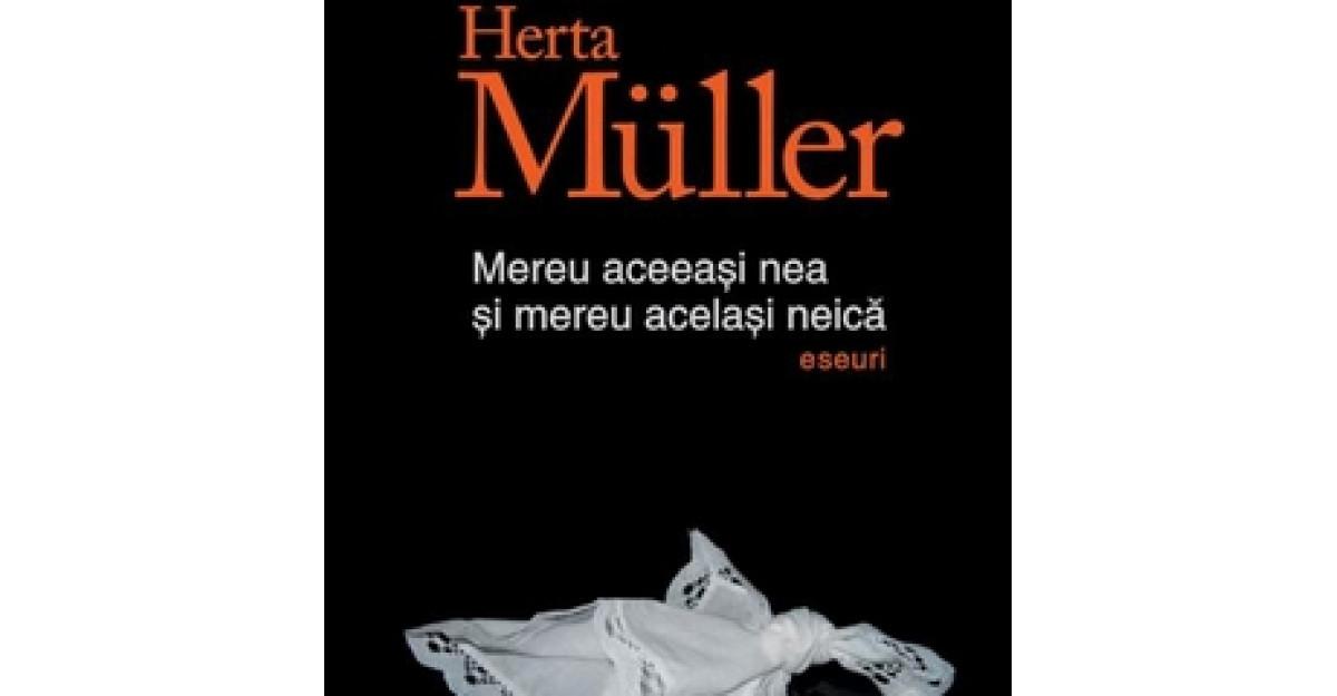 Un nou volum de Herta Muller