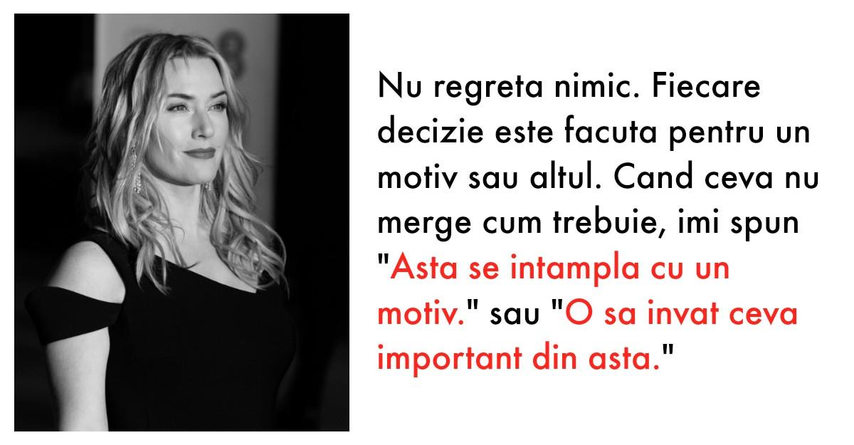 Cele mai frumoase citate ale lui Kate Winslet