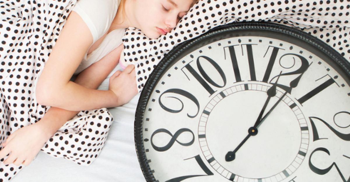 La ce ora ar trebui sa ne culcam pentru a ramane sanatosi?