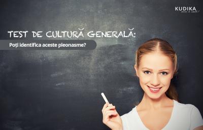 Test de cultura generala: Poti identifica aceste pleonasme?