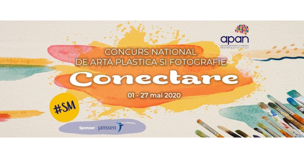 Concurs național de artă plastică și fotografie, cu prilejul Zilei Mondiale a Sclerozei Multiple 2020