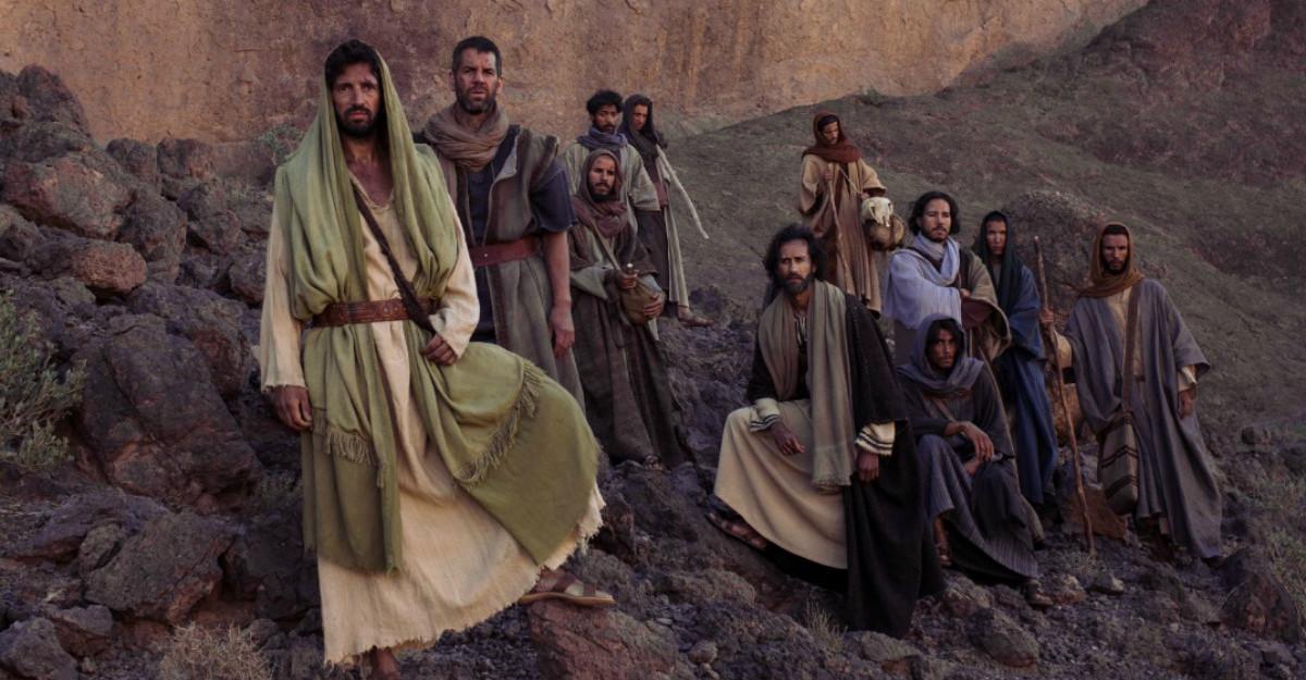 Misterele Bibliei sunt dezvaluite, in premiera, la HISTORY, intr-o noua serie de documentare