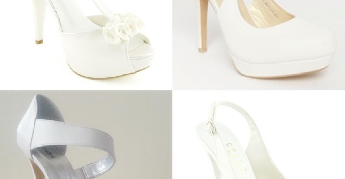 15 Modele de Sandale pentru Mireasa