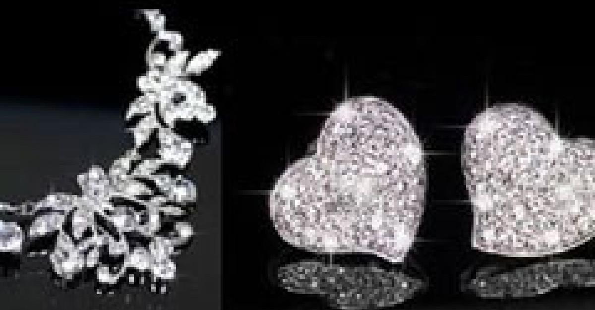 Bijuterii somptuoase pentru ocazii speciale si nunta