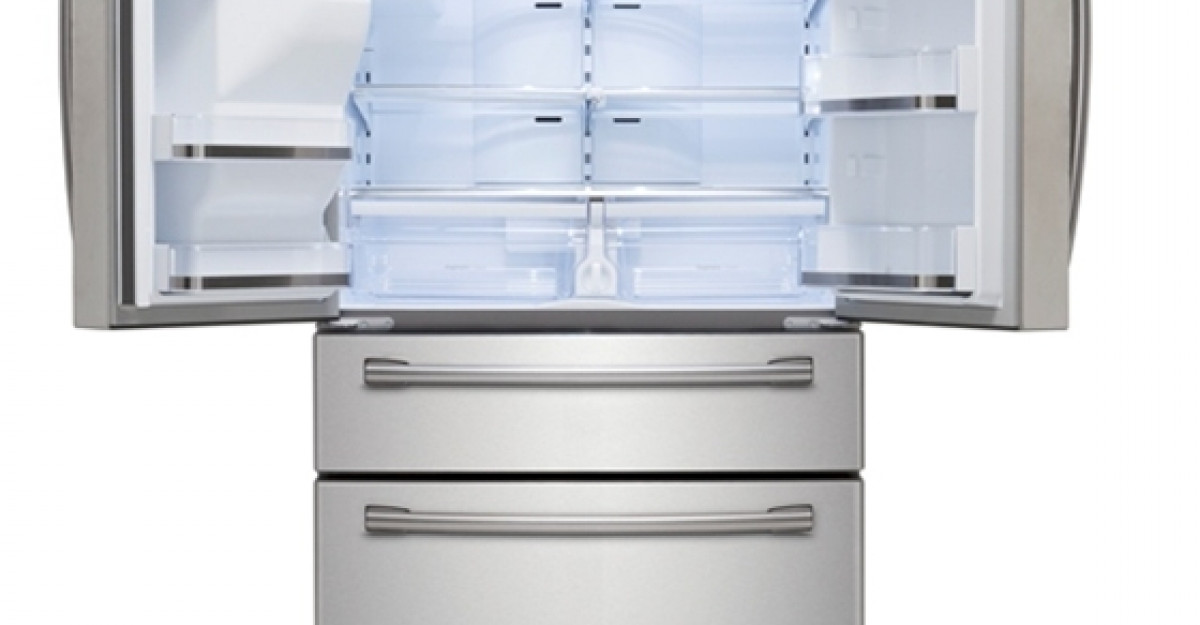 Samsung lanseaza un frigider cu patru usi