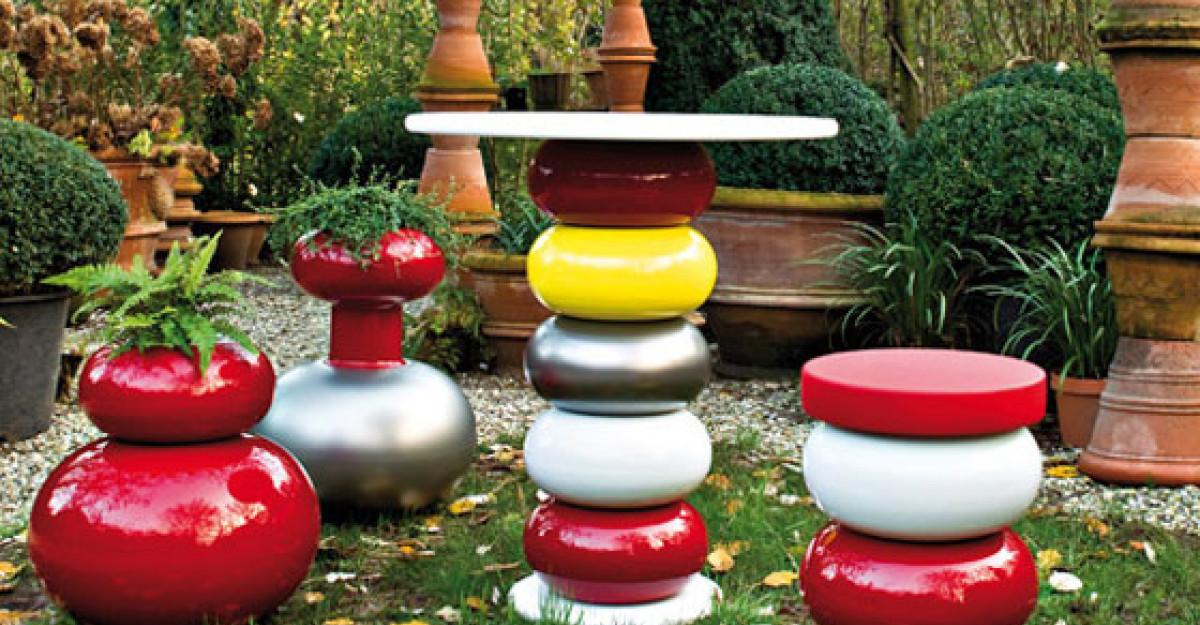 Accesorii si piese de mobilier inspirate din natura