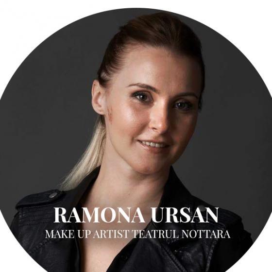 3 machiaje expresive pentru femeia momentului: sugestii de la Ramona Ursan, make-up artist