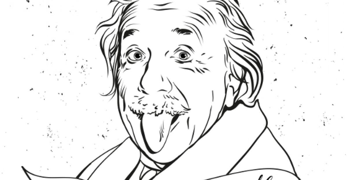 24 lectii de viata de la ALBERT EINSTEIN pentru 2017