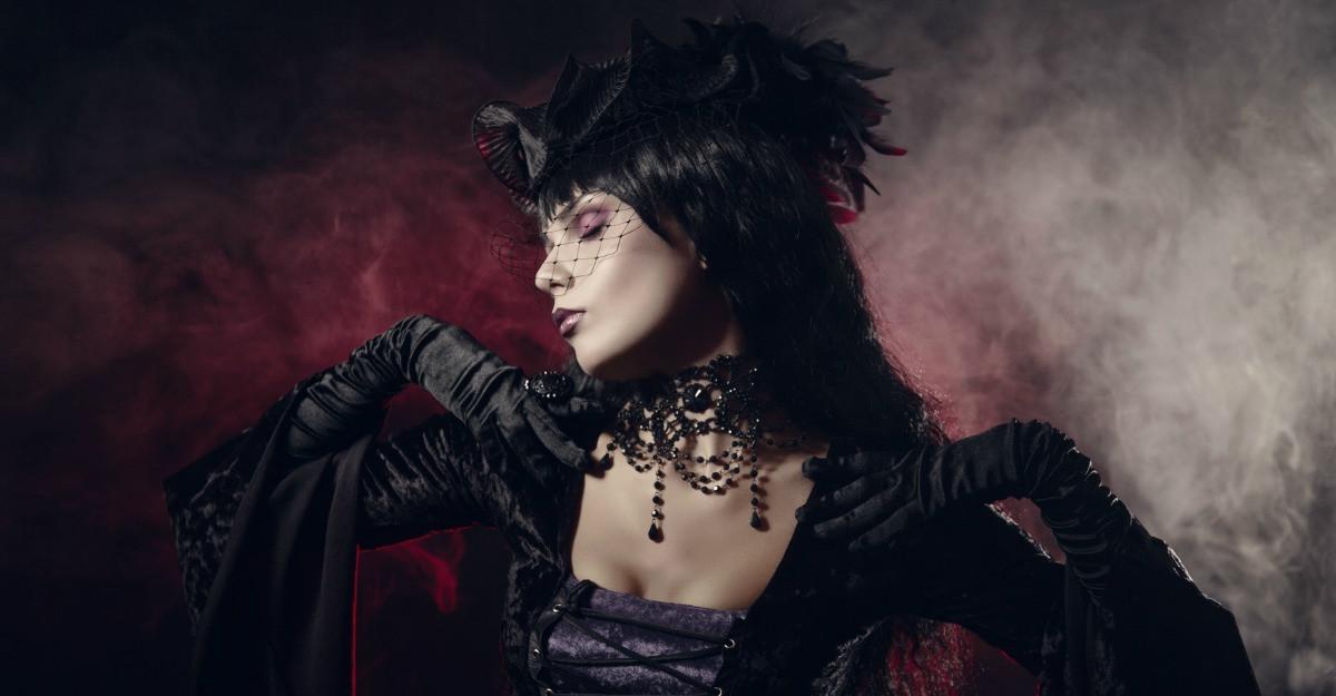 De Halloween, inspira-te din stilul gotic!