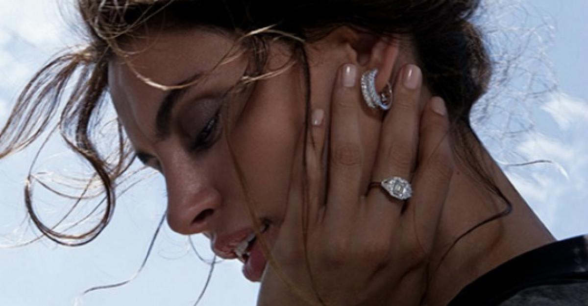 Pure diamonds, noua campanie Teilor o are ca imagine pe celebra Catrinel Menghia