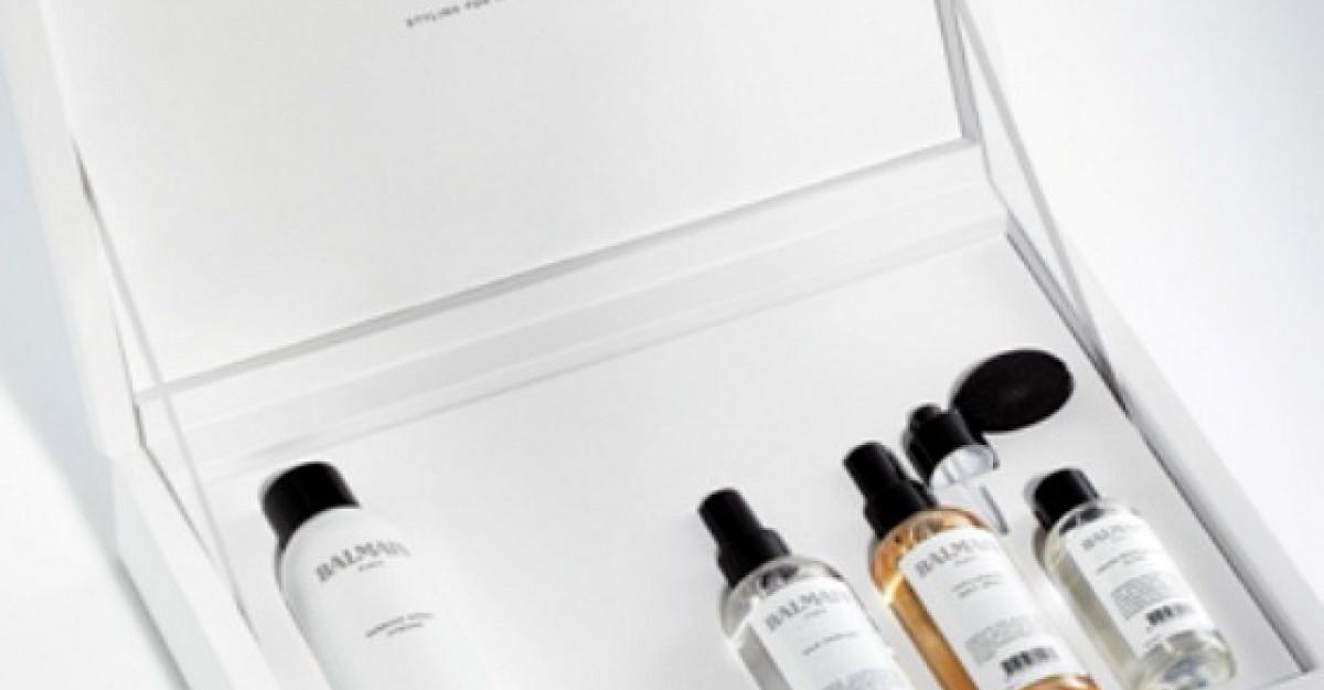 SOLE Luxury Boutique aduce pe piata locala produsele pentru ingrijirea parului Balmain Paris Hair Couture
